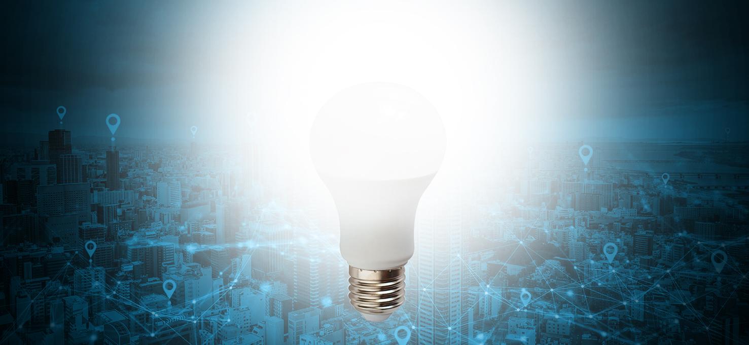 Wir bringen Light ins Building
